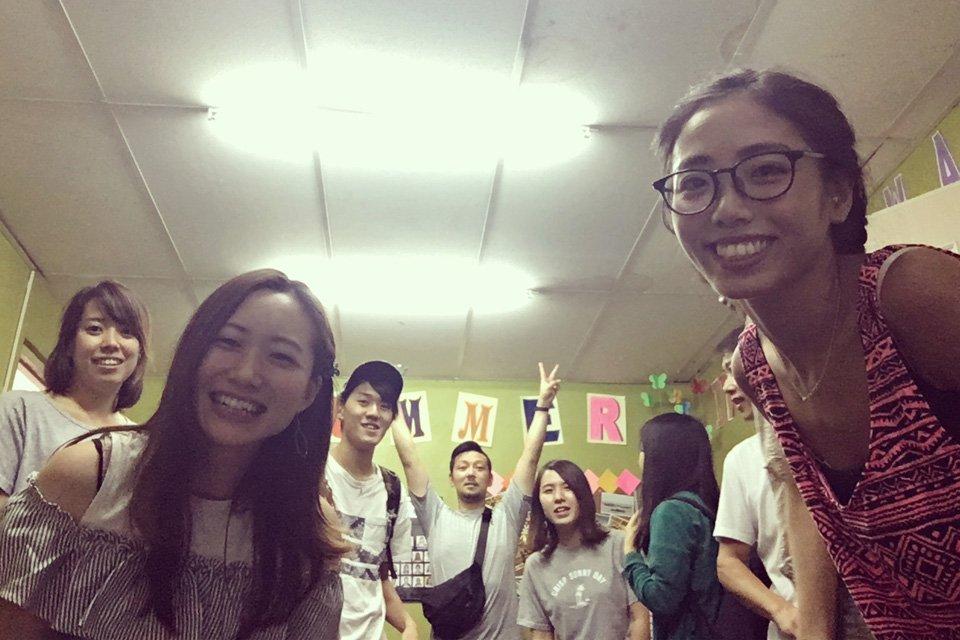 ニュージーランドでの留学を経てセブの語学学校を体験