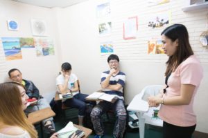 CEGAの授業風景