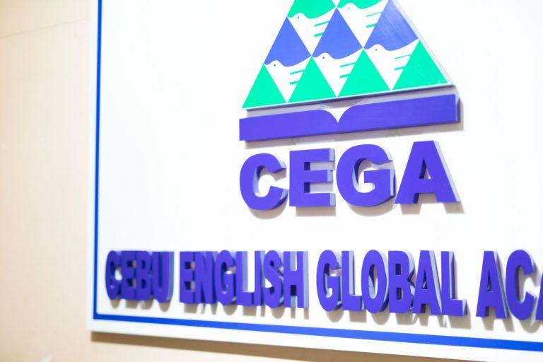 CEGAの看板