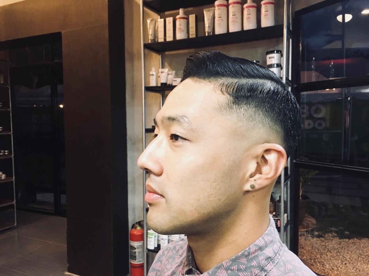 人気のヘアースタイル
