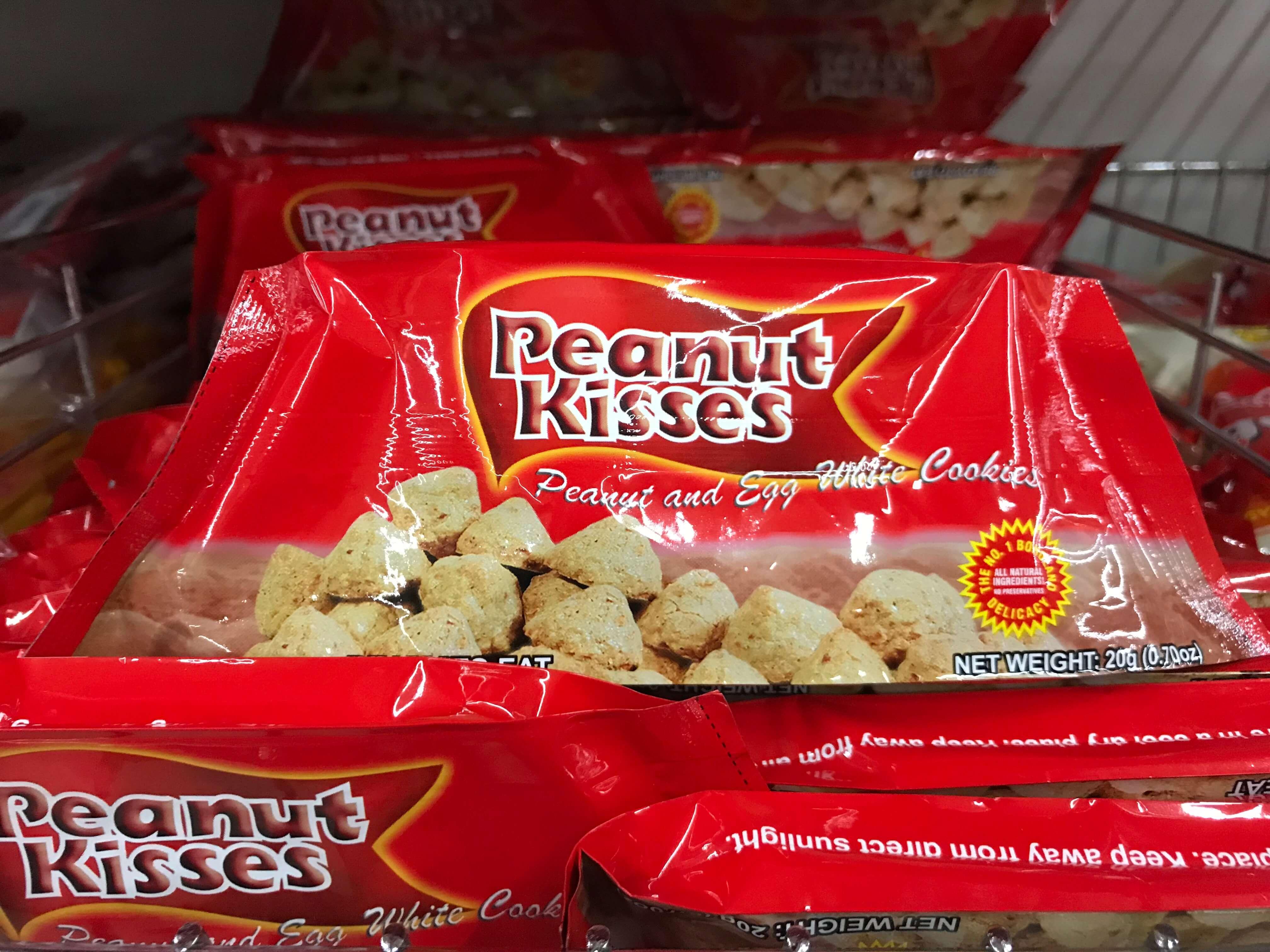 Peanut Kisses