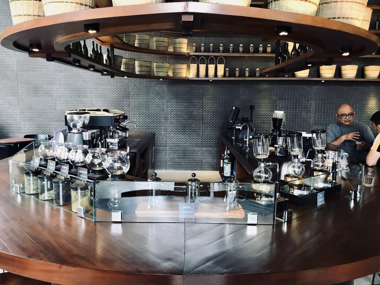 セブ島のBo's Coffee