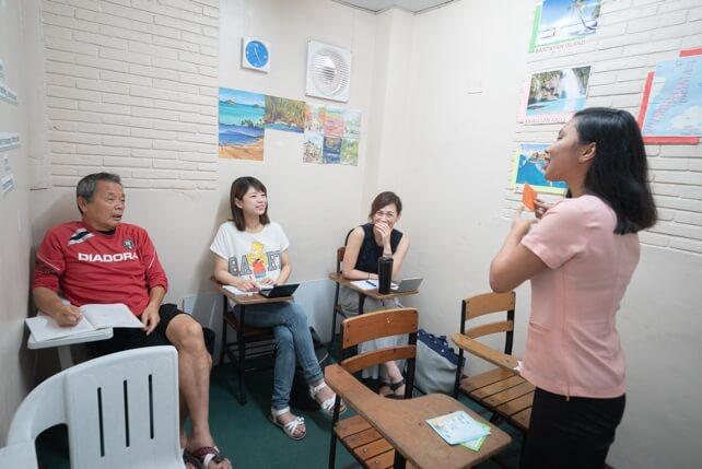 CEGAのグループ授業