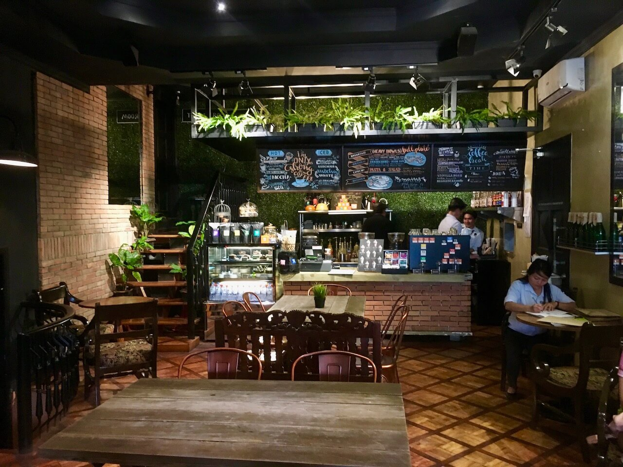 Balai by Cafe+の店内